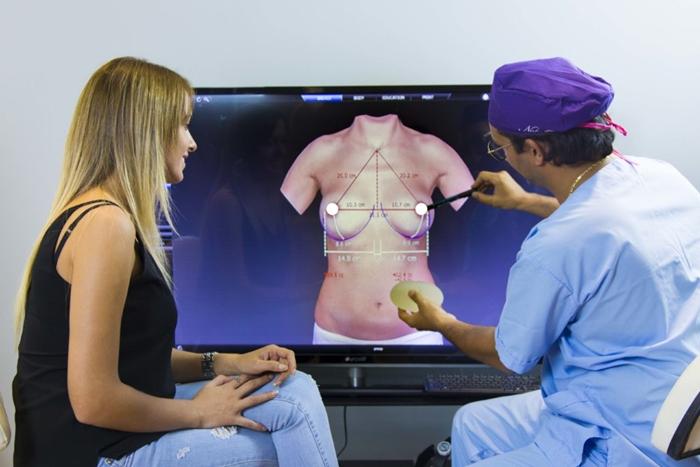 Göğüs Silikon Ameliyatı